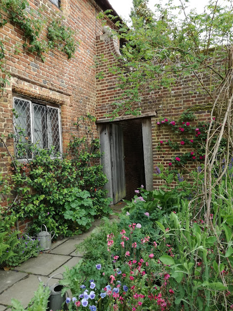 ogród wiejski, cottage garden