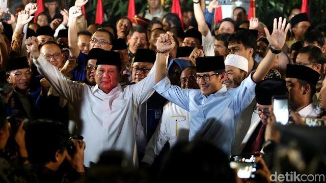 Gerindra Masih Buka Pintu Demokrat Gabung Koalisi Prabowo