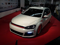 VW Golf VII Light-Tron von LOW-CAR-SCENE & BLACKBOX-RICHTER