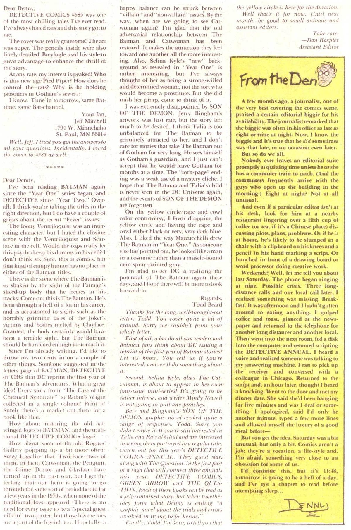 Detective Comics (1937) 588 Page 24
