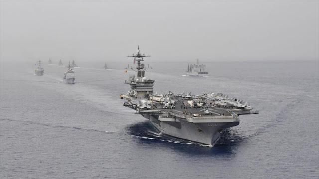 ¿Y quién ganaría si se enfrentan portaaviones de EEUU y China?