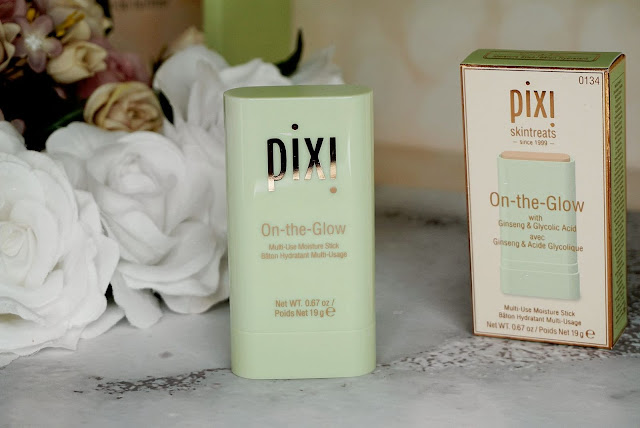 ON THE GLOW STICK PIXI BEAUTY GLOW COLLECTION