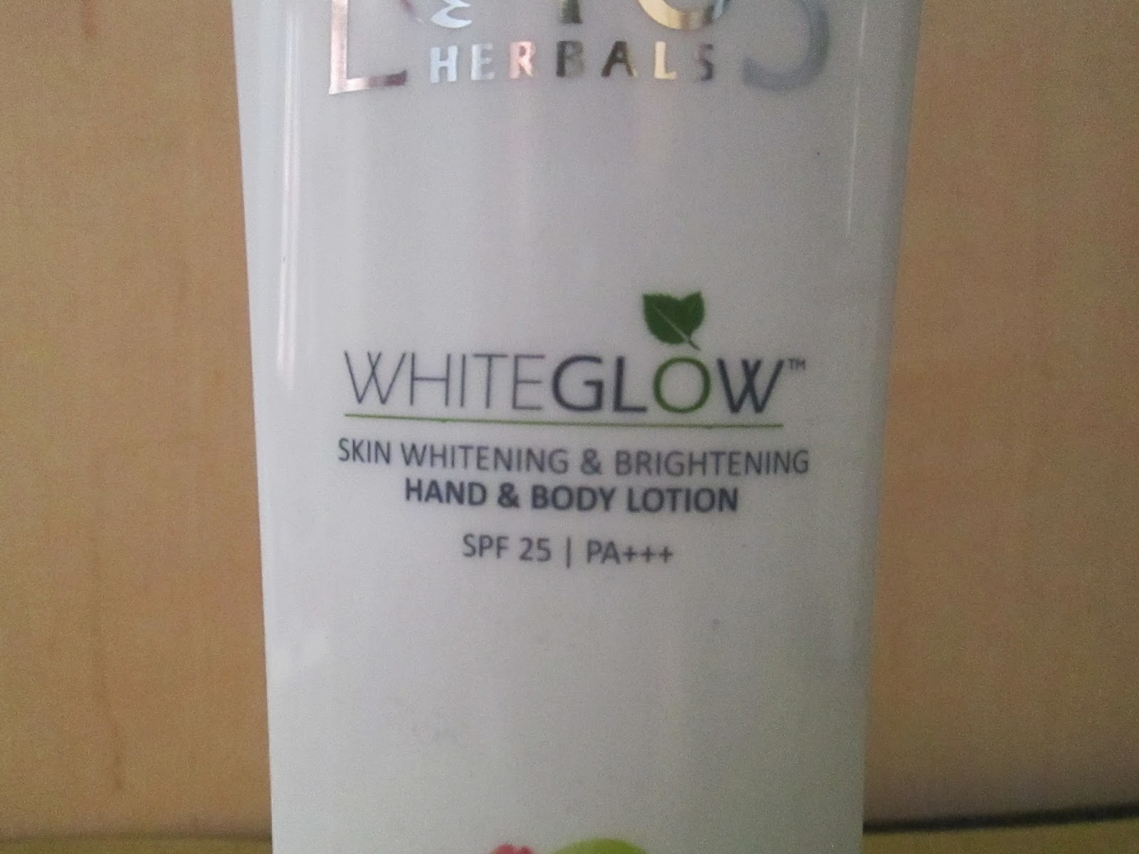 Lotus Herbals Whiteglow Skin Lightening Lotion Review