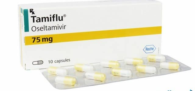 سعر ودواعى إستعمال دواء تاميفلو Tamiflu كبسولات لعلاج الأنفلونزا