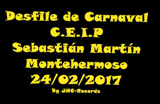VIDEO DESFILE CARNAVAL 2017. MONTEHERMOSO