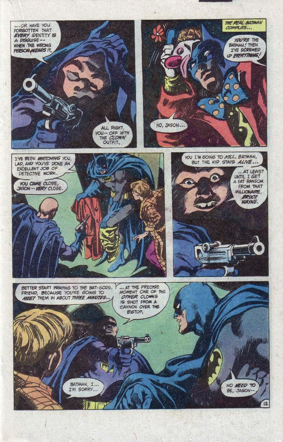 Detective Comics (1937) 531 Page 15