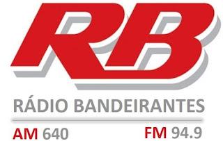 Rádio Bandeirantes 640 AM e 94.9 FM de Porto Alegre RS
