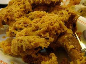 Kuliner Indonesia - Ayam Goreng Resto Mbok Mberek