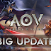 Ada Big Update Garena Arena of Valor!