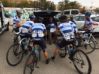 Charla de Magro pre carrera Trofeo Guerrita
