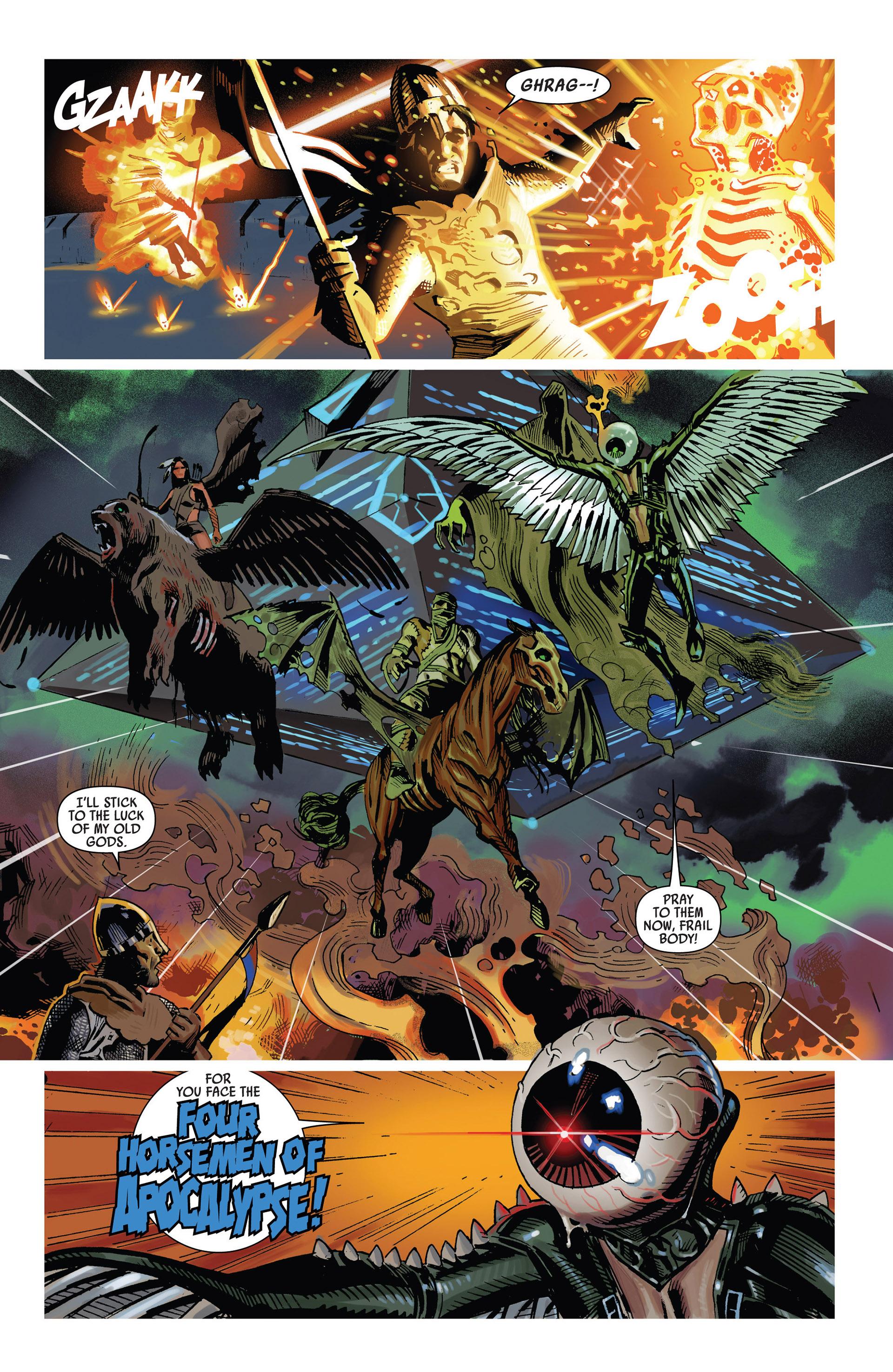 Read online Uncanny Avengers (2012) comic -  Issue #6 - 13