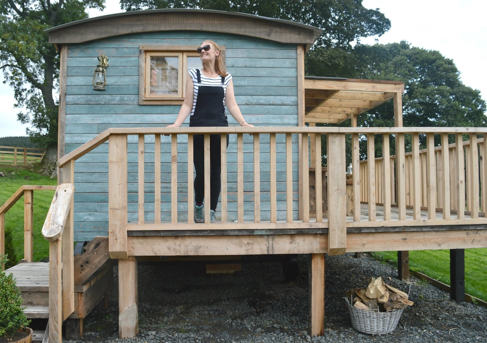 Huts in the Hills, Northumberland - Luxury Glamping