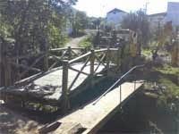 En 2008, la pasarela se remodeló