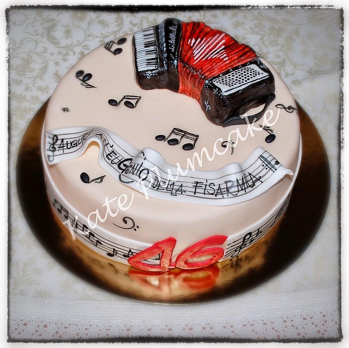 Kate Plumcake Sugar Art Amp More Torta Fisarmonica