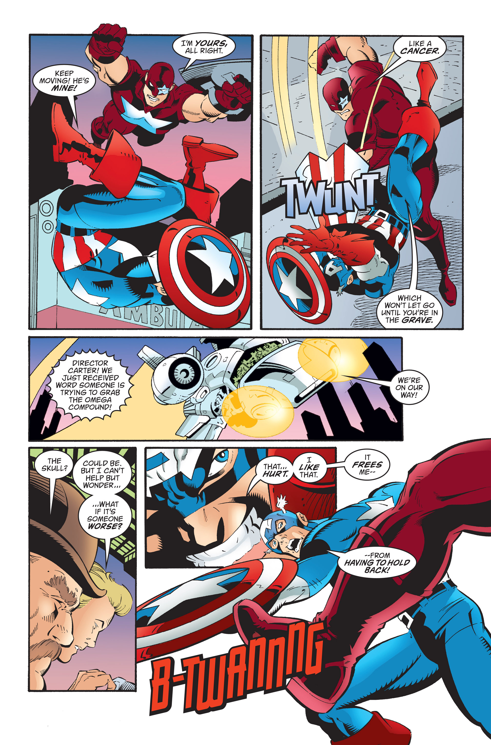 Captain America (1998) Issue #35 #41 - English 17