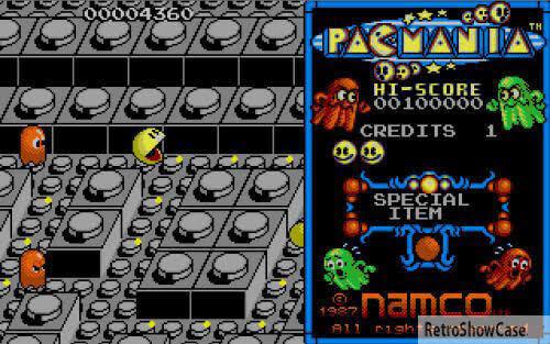 Eικόνα από την έκδοση για Atari ST