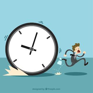 """<a href=""""http://www.freepik.es/vector-gratis/el-concepto-de-gestion-del-tiempo_765207.htm"""">Diseñado por Freepik</a>"""