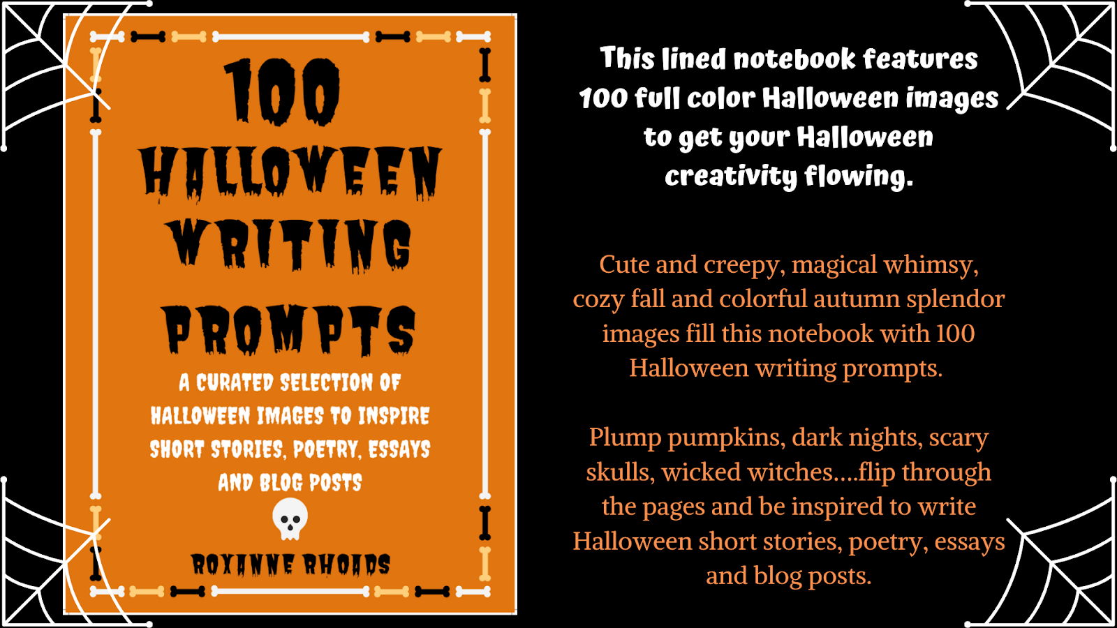 100 Halloween Writing Prompts