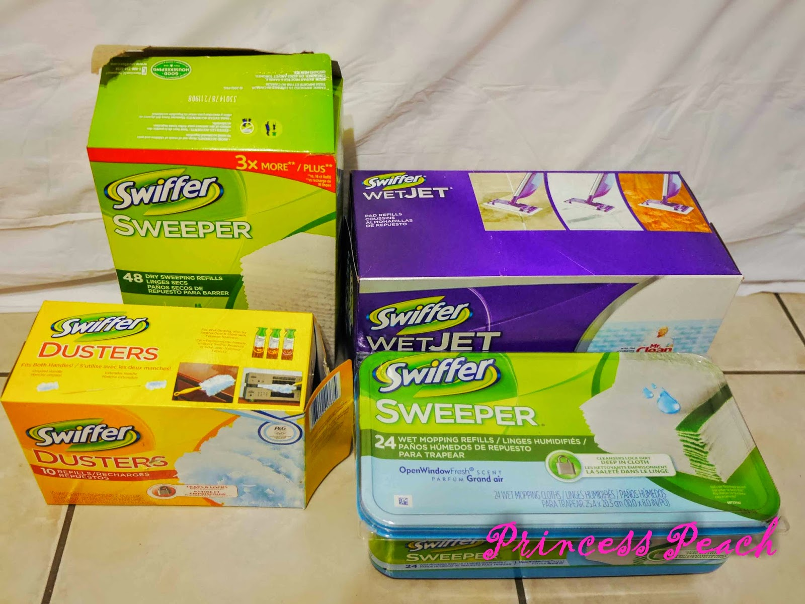 swiffer-耗材