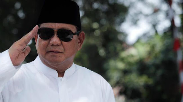 Prabowo Klaim Radikalisme Muncul Karena Kurangnya Lapangan Pekerjaan