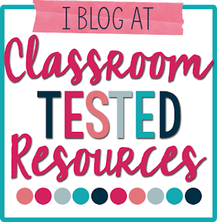 I blog at Classroom Tested Resources