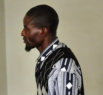 Bishop jailed for raping and impregnating 17-year-old girl, couldn't recite common Bible verses in court (photo)