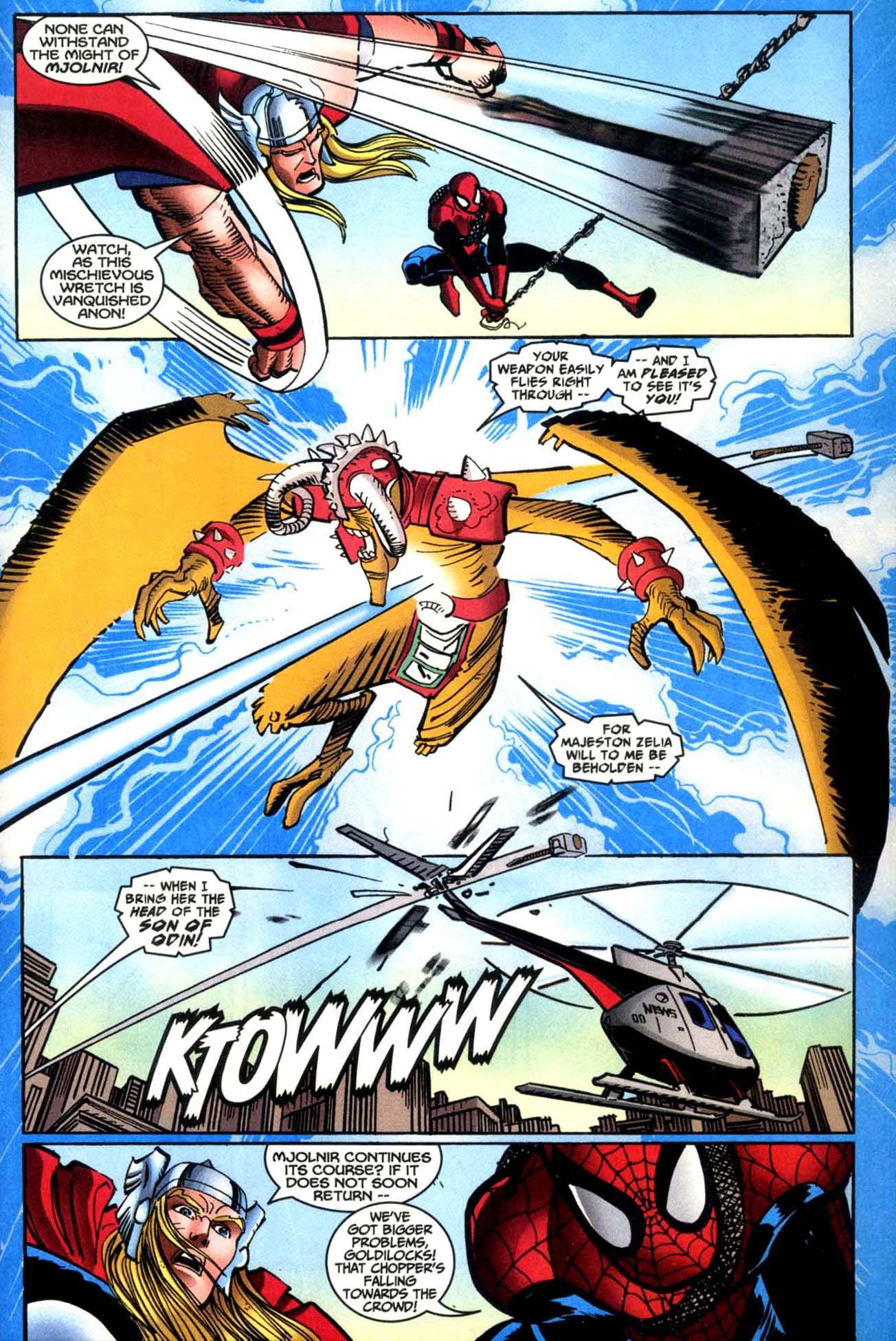 Thor (1998) Issue #8 #9 - English 20