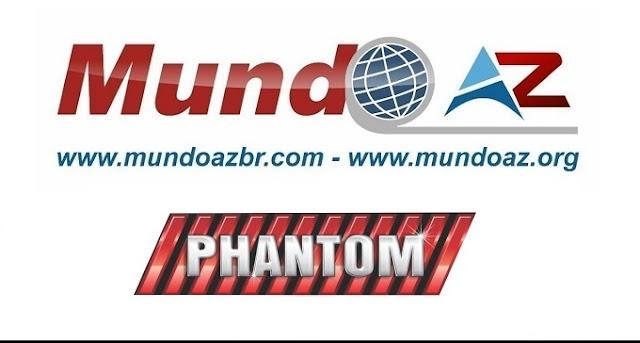 Nova atualização Phantom Cinema 4K SKS 58W
