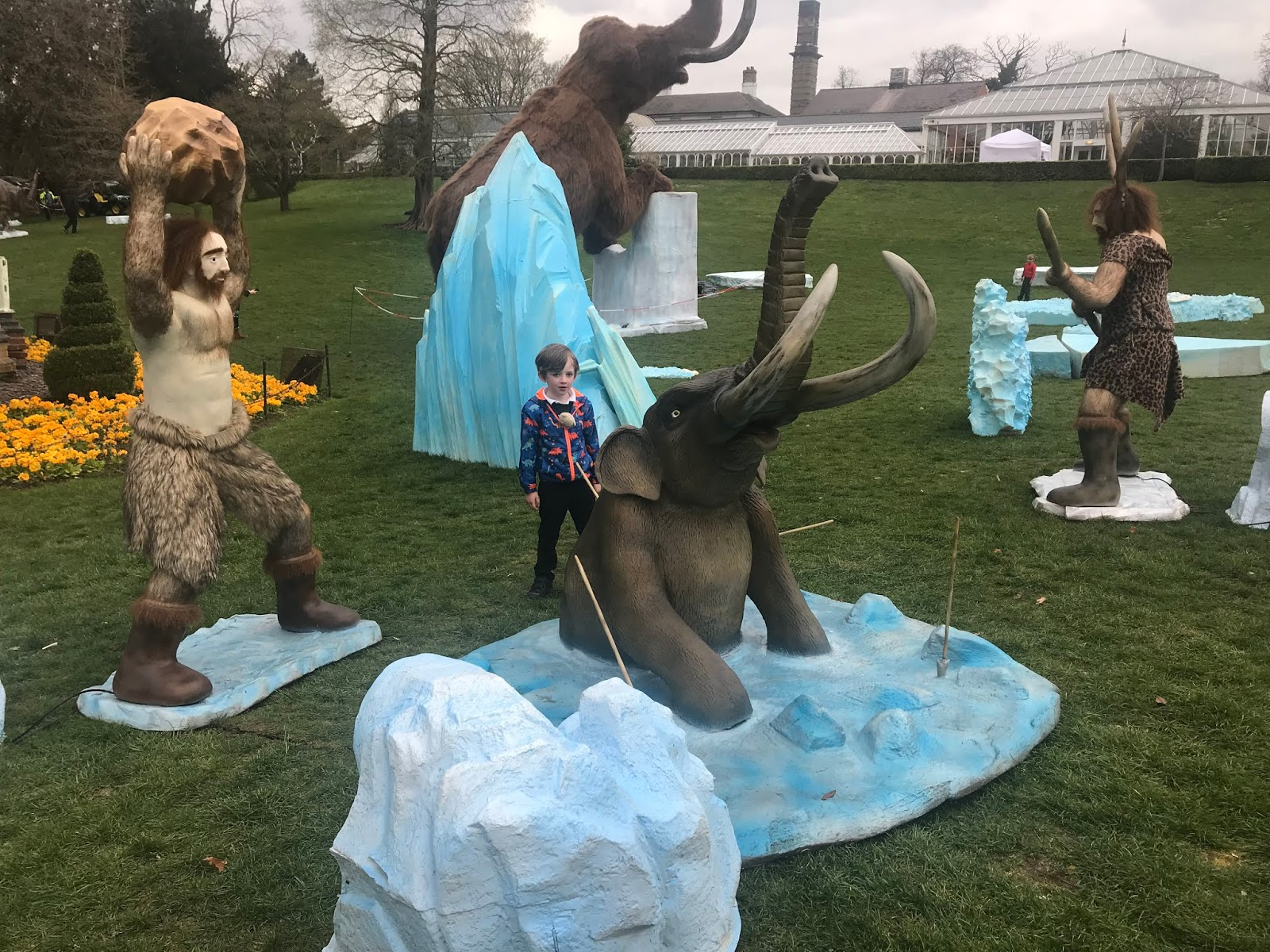 IMG 6629 - Birmingham Botanical Gardens Lantern Festival 2019