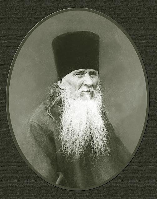 Из воспоминаний о приезде прп. Амвросия Оптинского в Шамордино в 1888 году