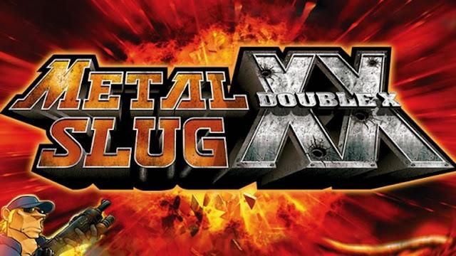 تحميل لعبة Metal Slug xx لأجهزة psp لمحاكي ppsspp