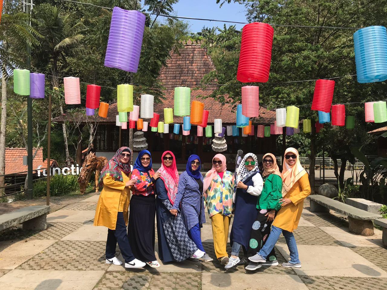 Meciko66 Dago Dream Park Lembang Bandung Wahana Ngehits Dan