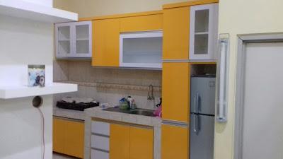 Tips Pemilihan Warna Untuk Kitchen Set