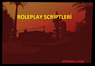 Mta Roleplay Script Paketleri | Dev Arsiv