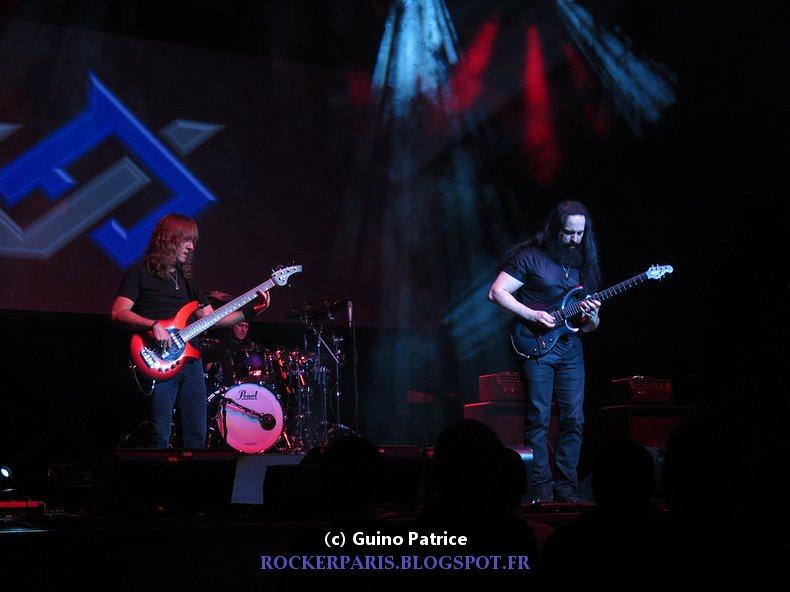 ROCKERPARIS: John Petrucci, G3 @ La Seine Musicale, 16 Avril 2018