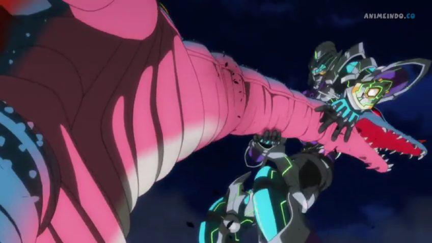 Review Anime SSSS Gridman
