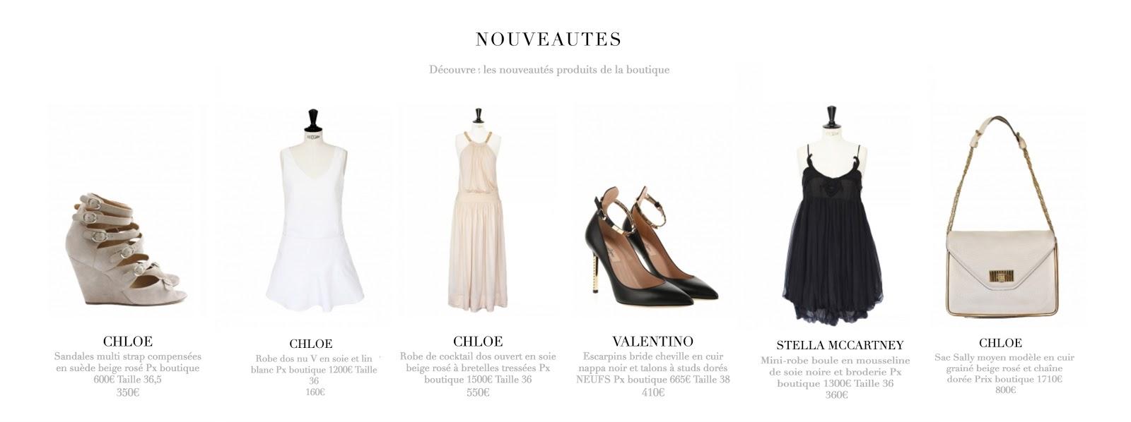 89f393891f95 De sublimes nouveautés Valentino, Chloé, Stella McCartney, Gucci, Prada,  Balenciaga et Iro