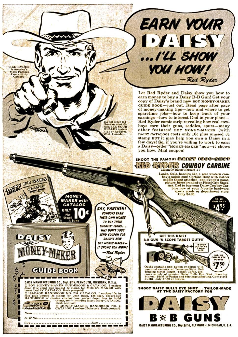Read online Detective Comics (1937) comic -  Issue #162 - 51