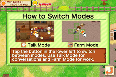 Harvest Moon Seeds of Memories Apk + Data Android