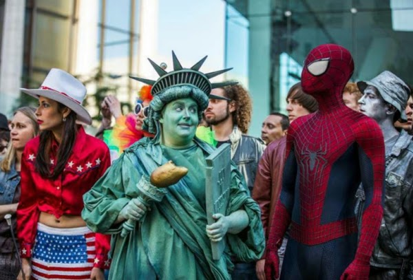 The Amazing Spider-Man 2: El poder de Electro trailer Super Bowl