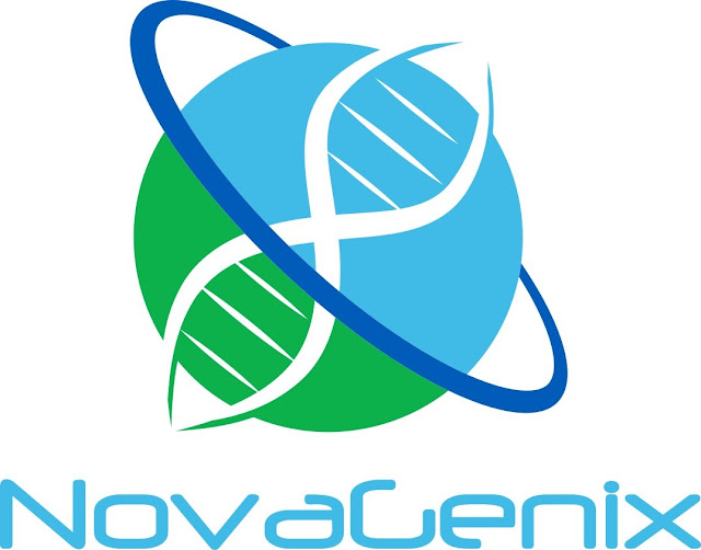 NovaGenix logo for anti aging and HRT and PRP and ED in Jupiter, Florida
