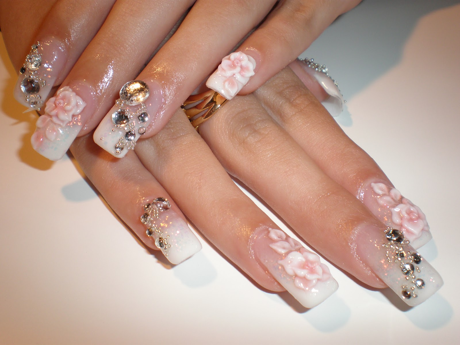 Simple and Cute Nail Art Designs 2017 with Pictures for Girls ...