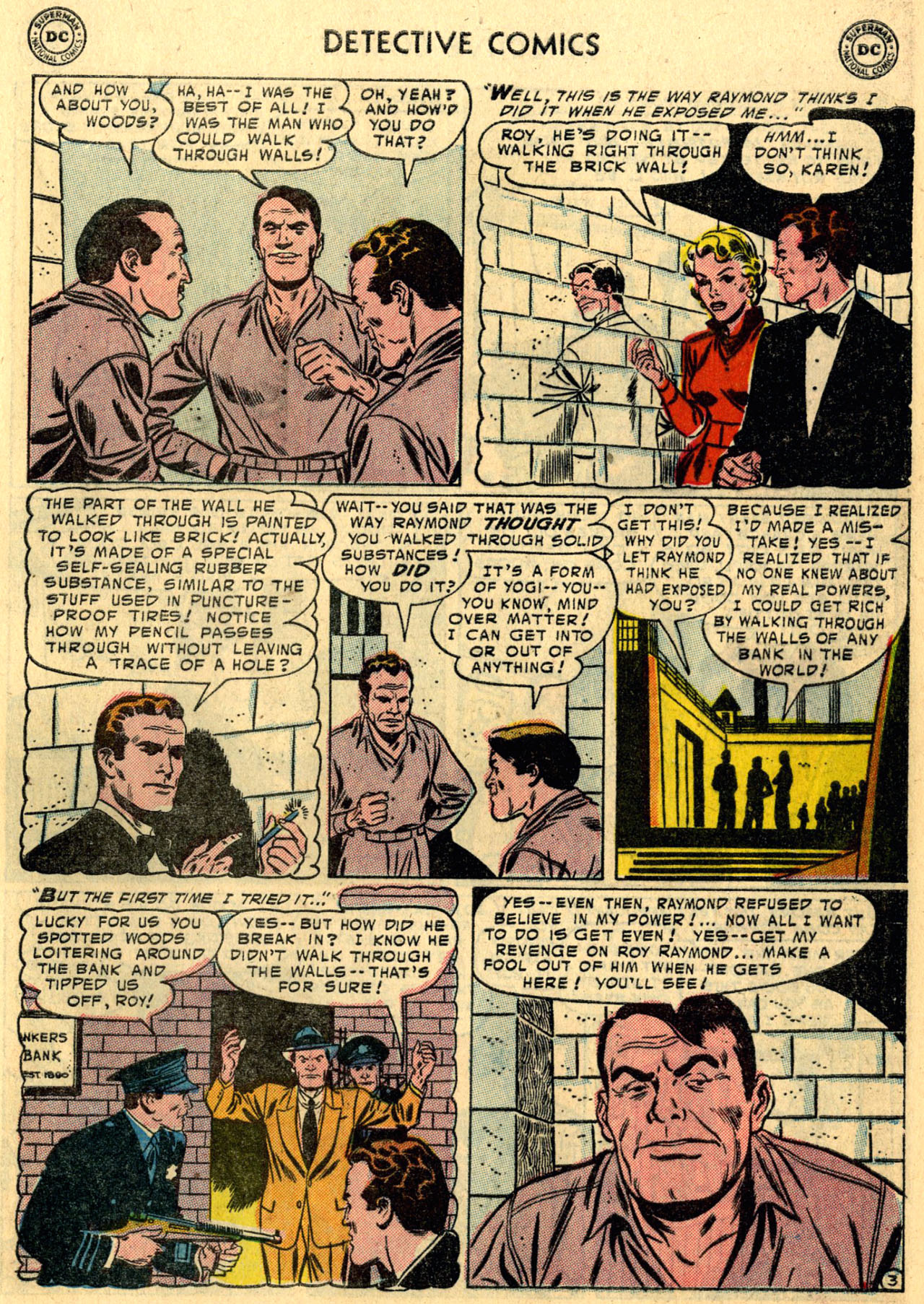 Read online Detective Comics (1937) comic -  Issue #216 - 29