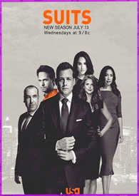 Suits Temporada 1-2-3-4-5-6-7 | DVDRip Latino HD Mega