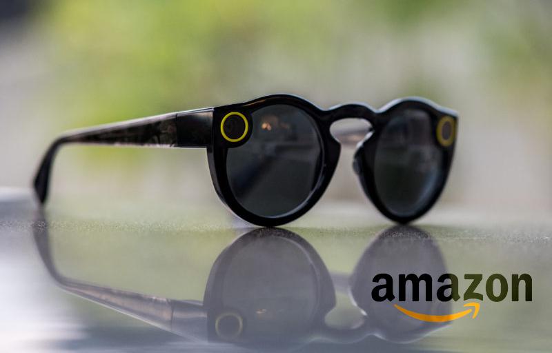 2481cb291 وتم تحديد سعر بيع النظارات بحوالي 130$، وهي متاحة في ثلاثة خيارات للألوان  وهي الأسود، الأخضر الأزرق وأيضًا الوردي الداكن.
