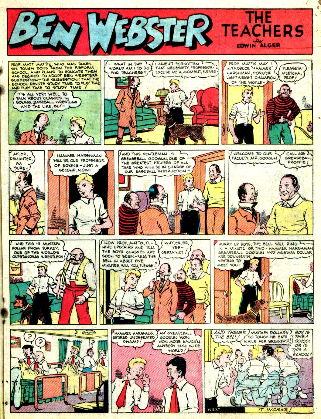 Read online All-American Comics (1939) comic -  Issue #10 - 29