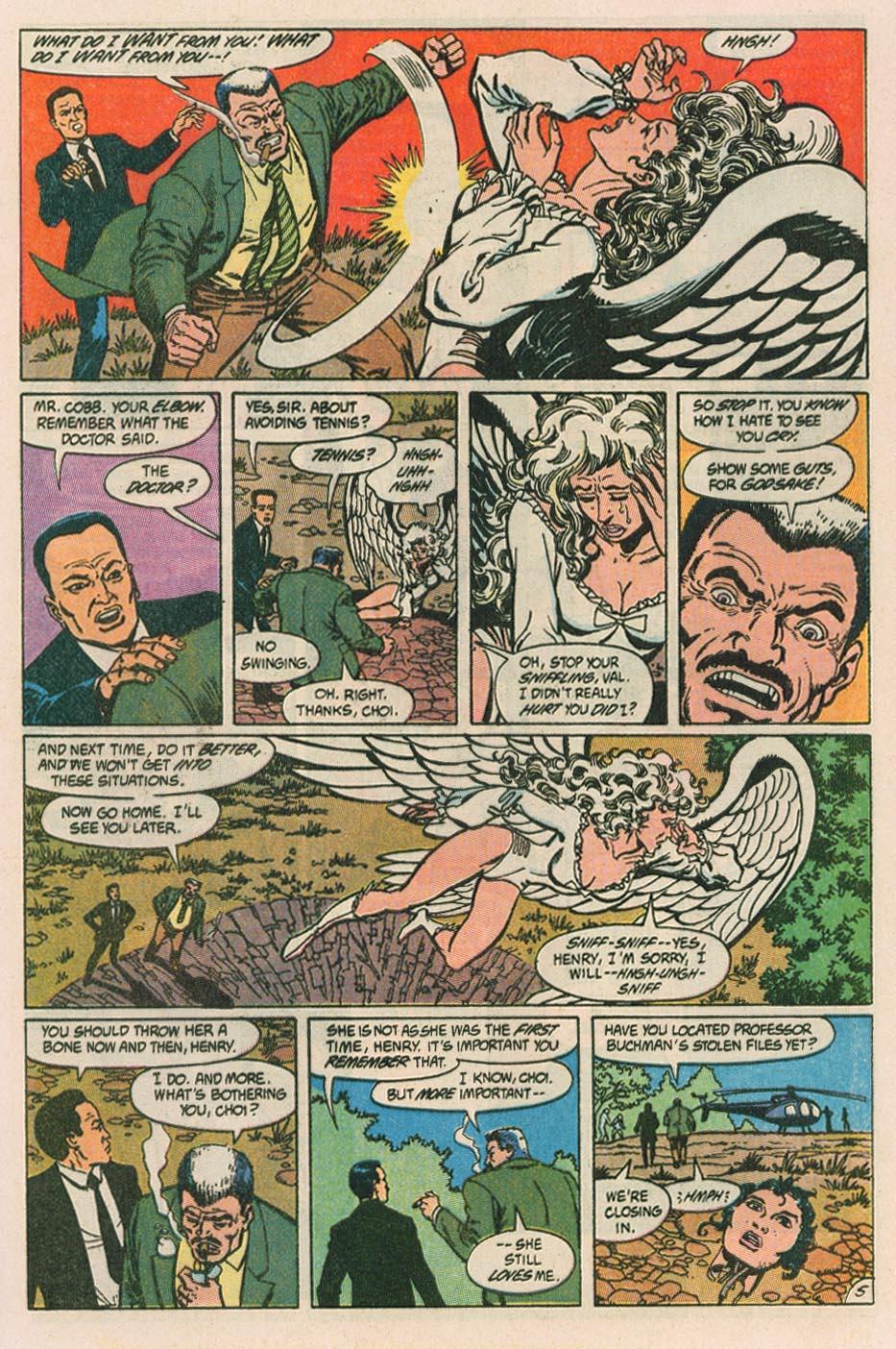 Read online Wonder Woman (1987) comic -  Issue #42 - 7