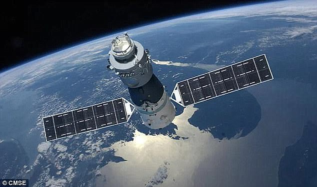 Out-of-control Chinese space station to hit a major city; Ghana in danger zone
