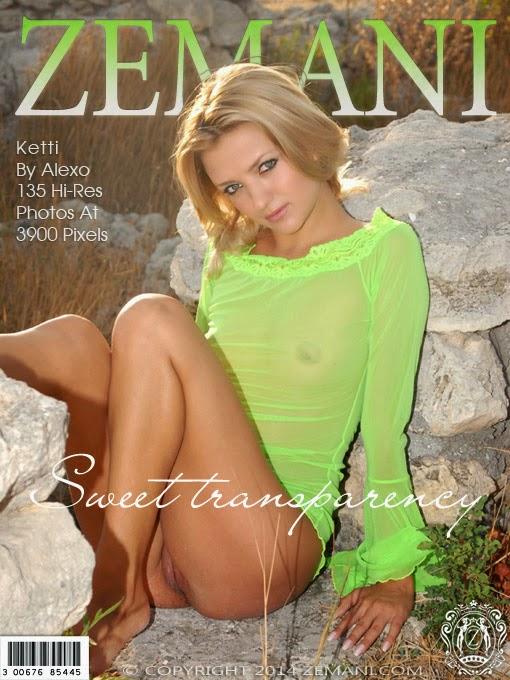 Zeman5-30 Ketti - Sweet Transparency 07110