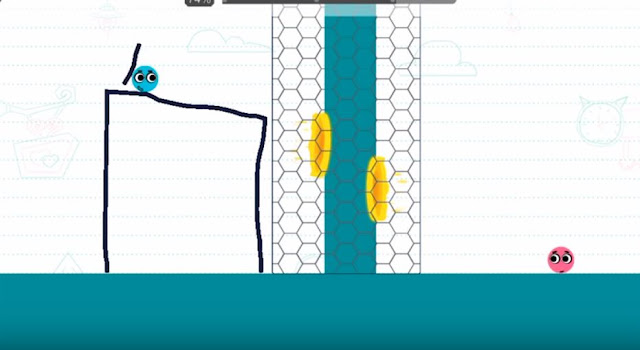 Love Balls Level 209 Cheats, Walkthrough, Solution for 3 stars